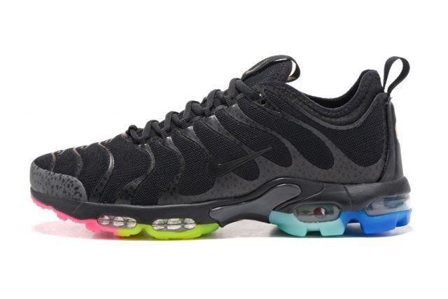 Nike Air Max Plus Ultra Rainbow | Nike air max, Running shoes for ...