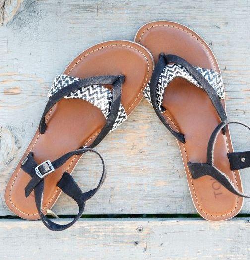 TOMS Lexie Woven Sandal from Stitch Fix.  https://www.stitchfix.com/referral/4292370