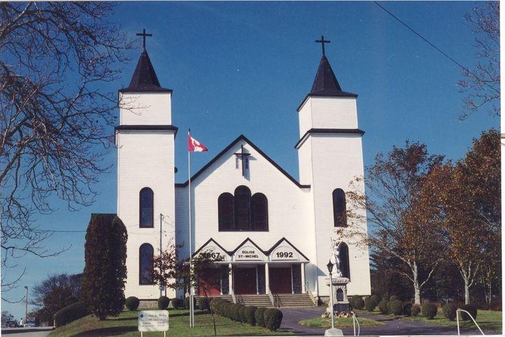 Eglise St- Michel 2552 Highway 334 Wedgeport, NS