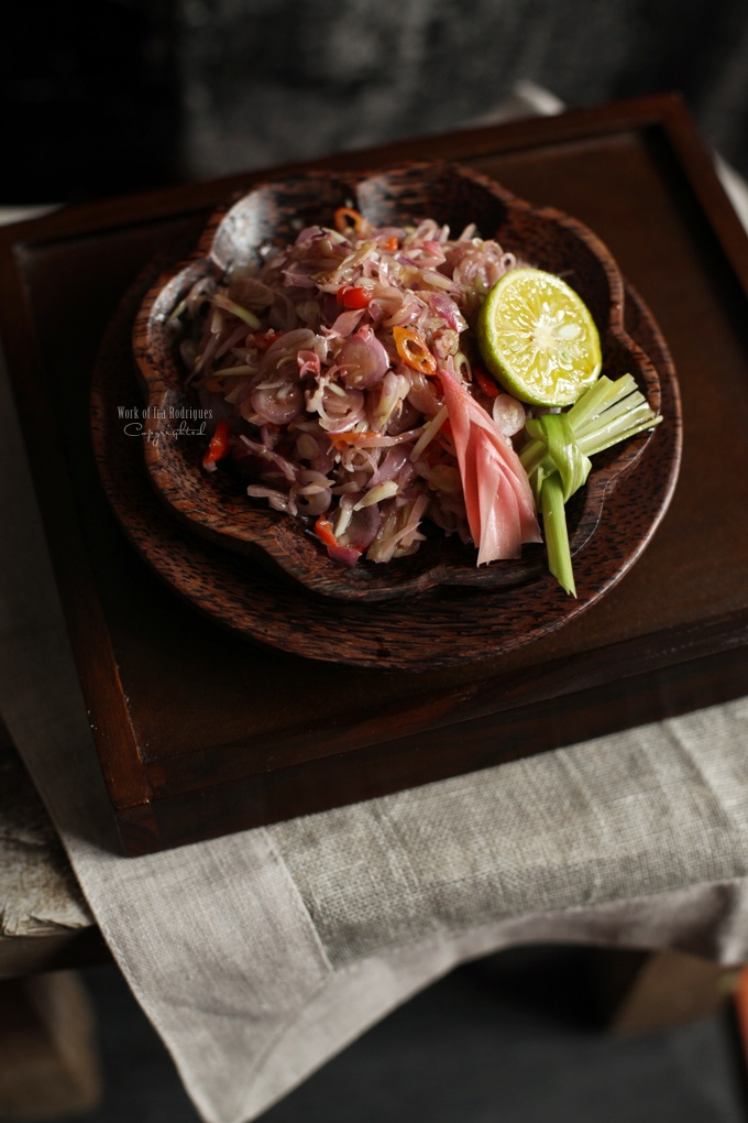Balinese sambal : sambal matah