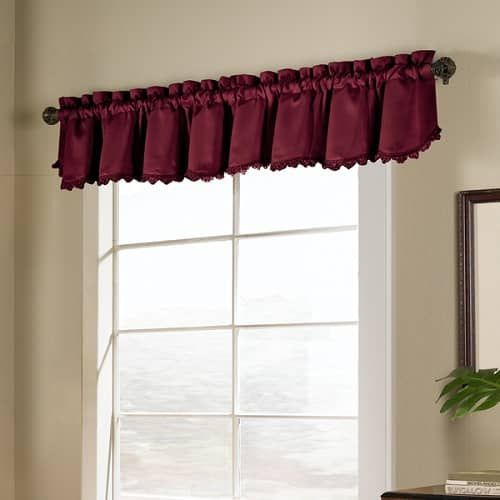 Attractive 15 Adorable Overstock Modern Valances For Living Room Decor Design Ideas