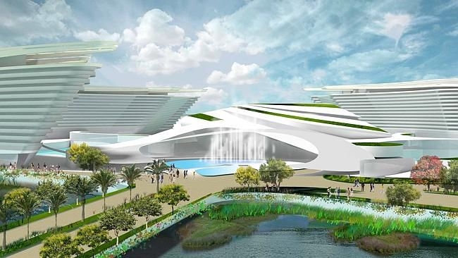 Aquis developers face five rivals in bid for integrated resort licence at Yorkeys Knob