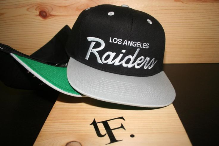 I love LA, and I have a sick obsession with transplanted teams' deadstock hats.  Since the Raiders are back in Oakland I couldn't let this one pass by my screen without ordering.