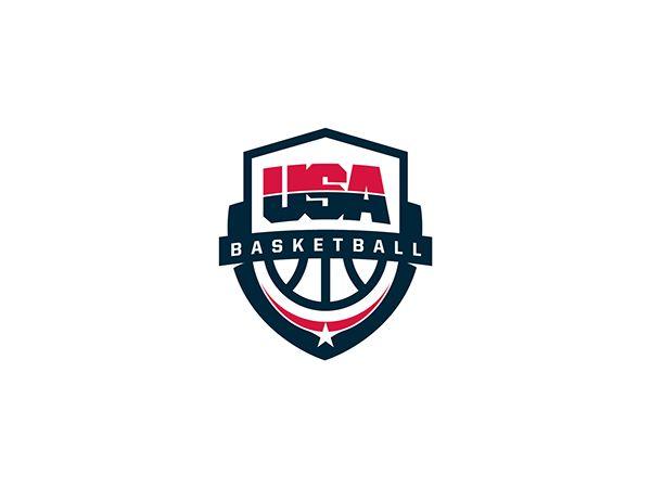 usa basketball font free