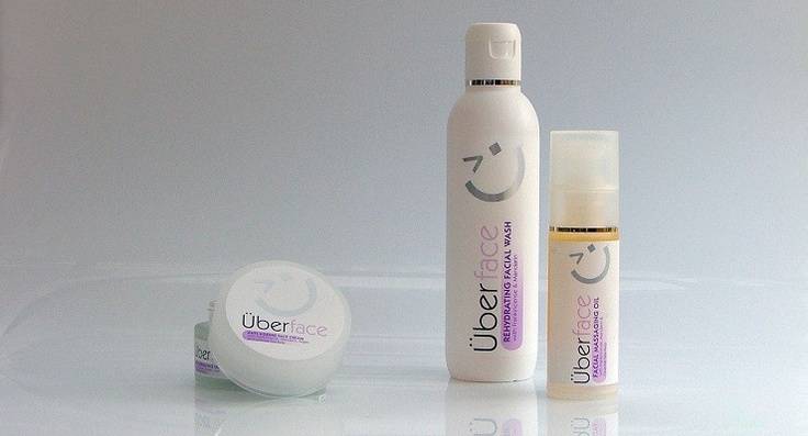 Uber Face: Facial Wash                     Cleanser                     Toner                     Mask                     Facial Massaging Oil  (Available For All Skin Types)