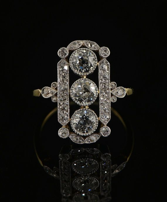 Edwardian, another magnificent era for fine jewelry