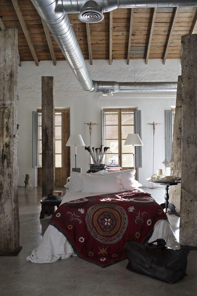 Chez un décorateur espagnol - PLANETE DECO a homes world