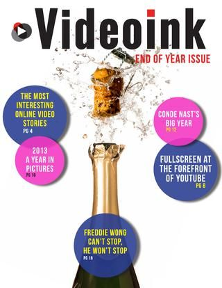 Talk about a throwback! Check out all the major news, features, and profiles from 2013! A good year for online video entertainment? Find out here http://bit.ly/OoOFYv