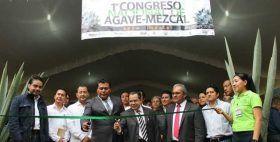 Se llevó a cabo en Oaxaca el primer Congreso Nacional del Agave