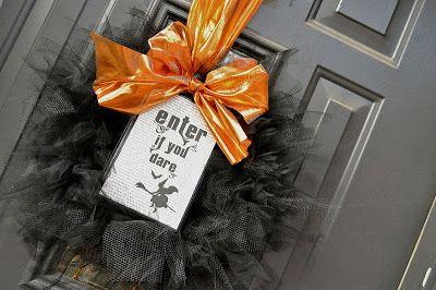 Sassy Style: Wreath Weak Party guest post -Little Birdie Secrets