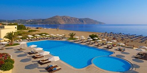 Regional Departures: £299pp -- 5-Star Crete Escape w/Meals; Fly from Manchester | Travelzoo