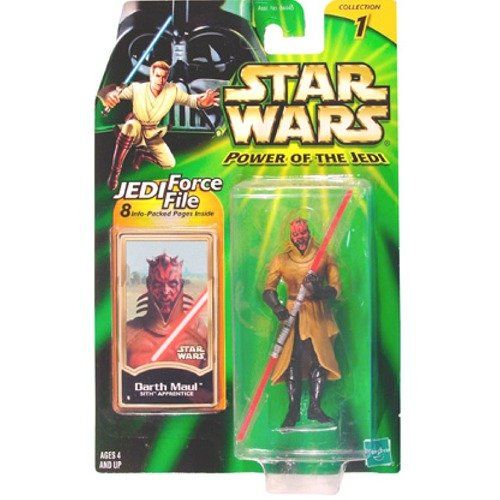 Star Wars Power of the Jedi Action Figure - Darth Maul - Sith Apprentice Star Wars http://www.amazon.com/dp/B00005UV37/ref=cm_sw_r_pi_dp_9rIbub1C61GXA