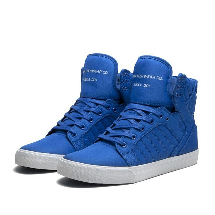 Supra Skytop Sneakers media gallery on Coolspotters. See photos, videos,  and links of Supra Skytop Sneakers.