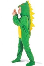 Dinozor Kostümü Çocuk