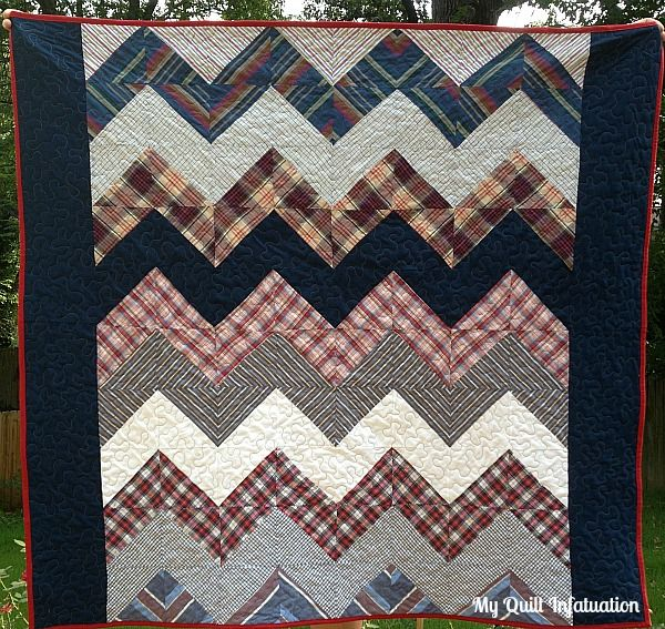 Quilt Patterns From Men S Shirts : 1097 best images about Quilts from Mens Shirts / Ties on Pinterest Necktie quilt, Quilt and ...