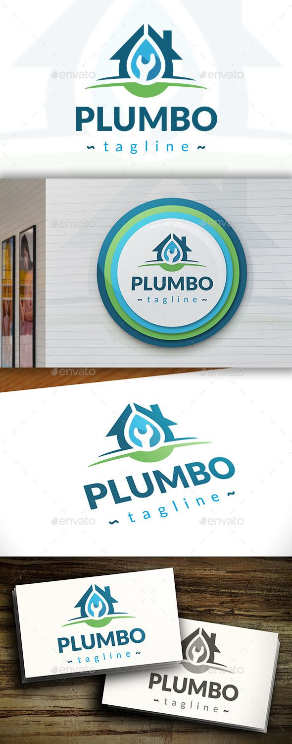 25 best Plumber Logo Ideas images on Pinterest | Logo ideas ...