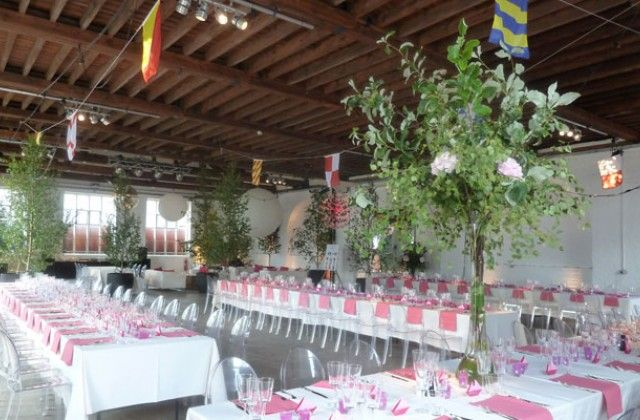 Weddings | Event space | Trinity Buoy Wharf