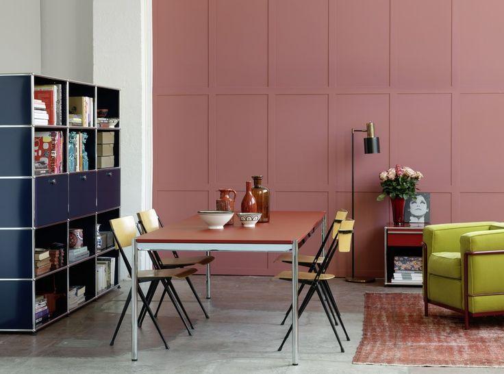 Die besten 25+ Tv wand rot Ideen auf Pinterest Tv wand pinterest - wohnzimmer wände streichen