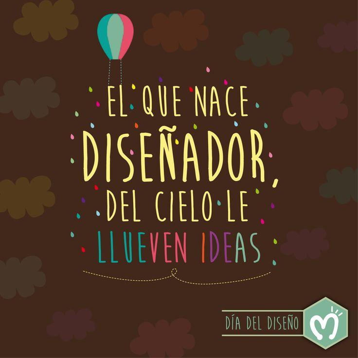 Día Mundial del Diseño #HappyDay #ColorDay #DesignDay #GraphicDesigners #FábricaDeSueños #Migas
