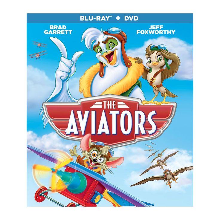 Aviators (Blu-ray), Movies