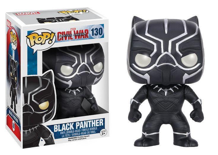 Toy Tokyo - Black Panter Captain America Civil War Pop! Vinyl Marvel by Funko, $9.99 (http://www.toytokyo.com/black-panter-captain-america-civil-war-pop-vinyl-marvel-by-funko/)