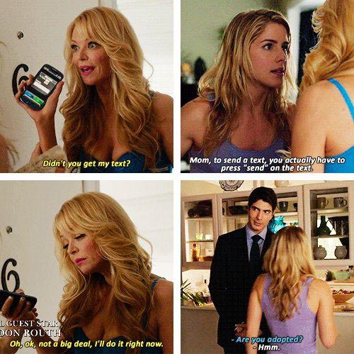 Arrow - Ray, Felicity, and Donna - #3.5 #Season3 ♥