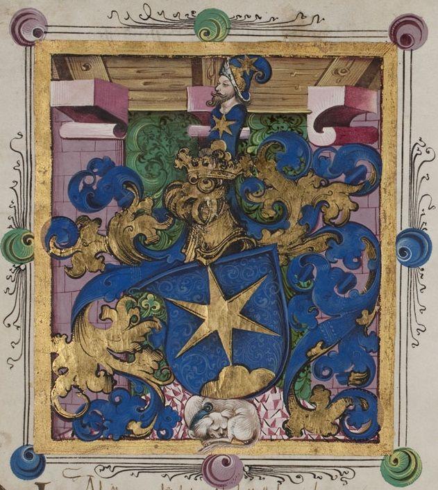 Heraldic badge