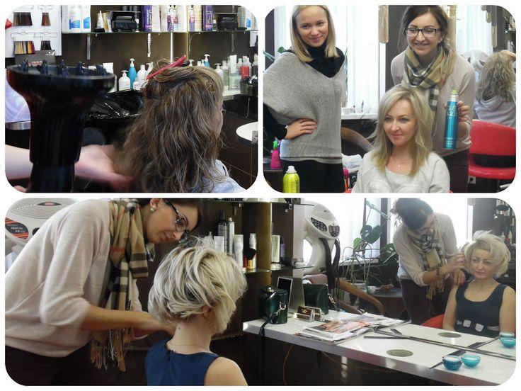 МЫ ХОТИМ ЗНАТЬ ВСЕ!!! И НЕ СТОИМ НА МЕСТЕ!!!  27 ОКТЯБРЯ у нас в салоне прошел семинар для наших мастеров стилистов по стайлингу и уходу за волосами на американской косметике Тиджи, косметика для волос профессионального уровня, включает в себя кондиционеры, муссы, лаки для волос, укладочные средства, шампуни, средства для стайлинга.