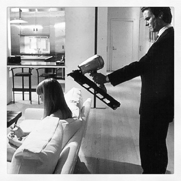 """American Psycho"" (2000) by Mary Harron"