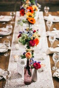 Популярные стили свадеб в 2014 году!