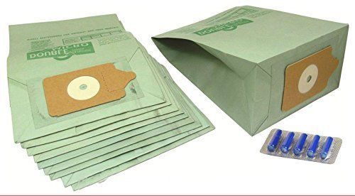 Henry Hoover Bags x10 Hetty Vacuum Cleaner Numatic + Air Freshener Pellets x5  #HenryHettyHooverBags