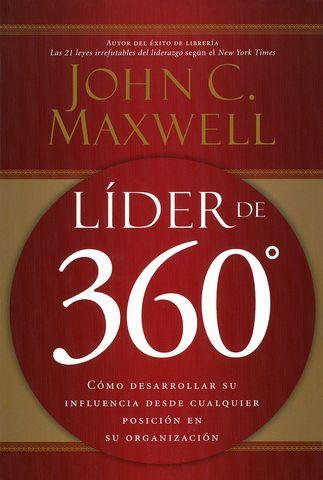 Líder de 360° - Libro