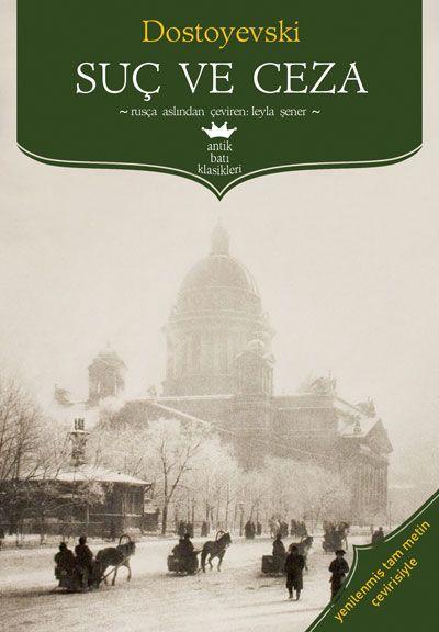Suç ve Ceza – Dostoyevski ePub eBook PDF e-kitap indir Yoksulluktan öğrenimine devam edemeyen üniversite öğrencisi Raskolnikov, toplumun yararı için kuralların ve