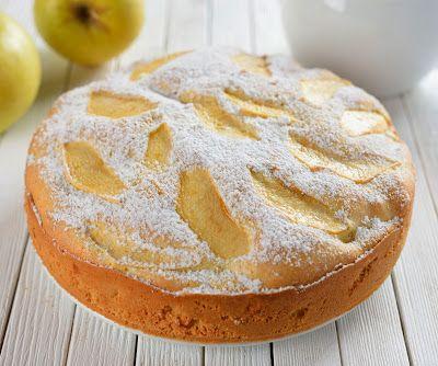 Torta di mele soffice con il Bimby senza burro