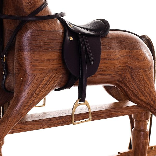 Carved Wooden Rocking Horse Plans - WoodWorking Projects & Plans