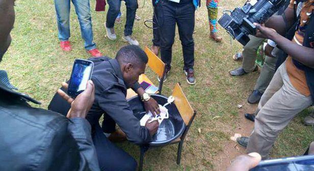 Kyadondo East By Election results: Robert Kyagulanyi, Bobi Wine wins