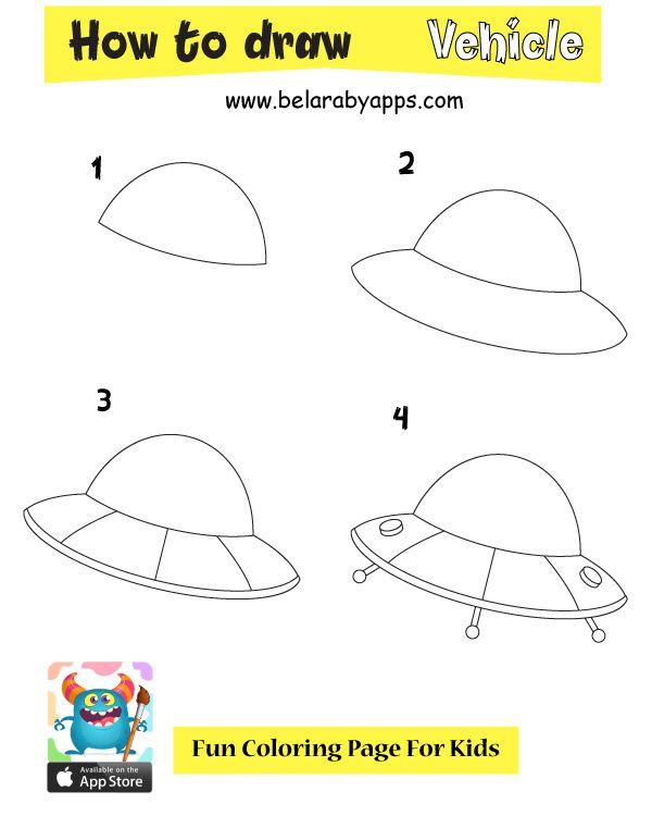 تعليم رسم الحيوانات خطوة بخطوة للاطفال Easy Drawings Art Drawings For Kids Simple Cartoon