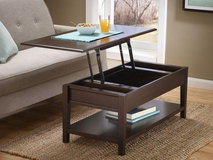 Fingerhut   McLeland Design Lift Top Coffee Table