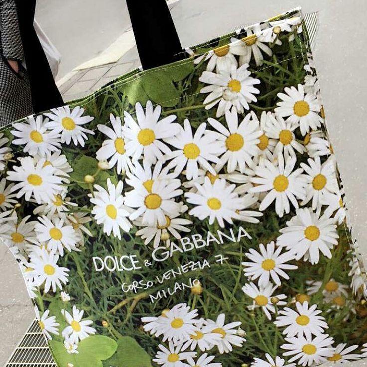 @stefanogabbana Shopping Bag ❤❤❤❤❤ Dolce & Gabbana Csi venezia 7 Milano I   T