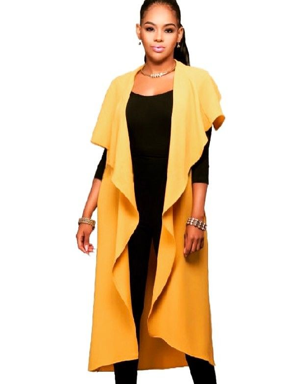 Shalena Fashion Solid Sexy Boutique Coat  http://shalena.ca #women #fashion #onlineshopping #dresses #shoes #coat #love #life #american #canadian #australia #newzealand #uk #england #france #germany #spain  #latestfashion #beautiful #happy #pretty #colorful #sweet #bestquality #shopping #womenfashion  #followforfollow #follow4follow #f4f #ifollowbackalways