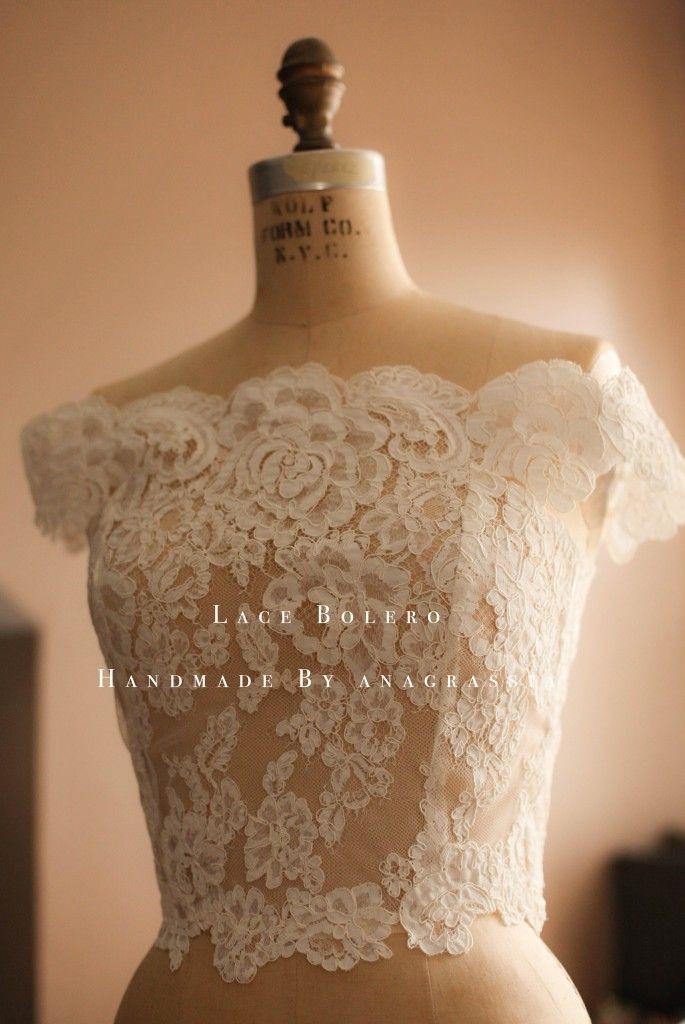 25 Best Ideas About Wedding Dress Bolero On Pinterest