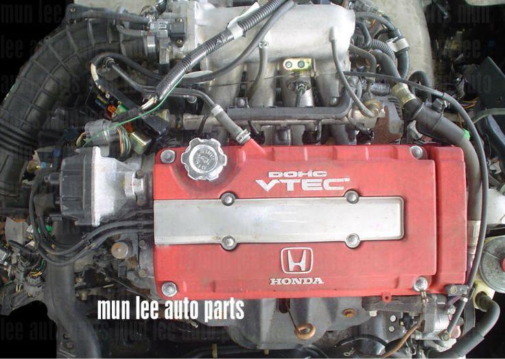 JDM HONDA ACURA B18C INTERGRA TYPE R USED ENGINE Nice Look
