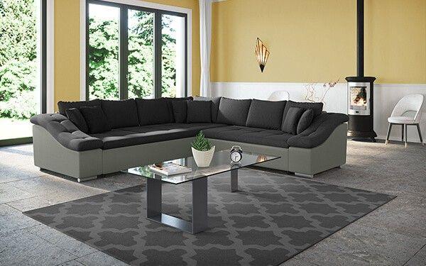 Gazzone L - L-alakú kanapék