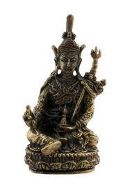 Padmasambhava Guru Rinpoché-Amulette tibetaine statuette-Boddhisattva-45mm