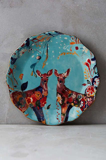 Mooreland Dessert Plate - anthropologie.com #anthrofave