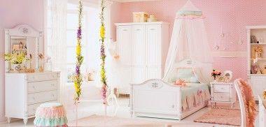 Romantic #gyerekbútor #bútor #desing #ifjúságibútor #cilekmagyarország #dekoráció #lakberendezés #termék #ágy #gyerekágy #romantic #lány #hercegnő