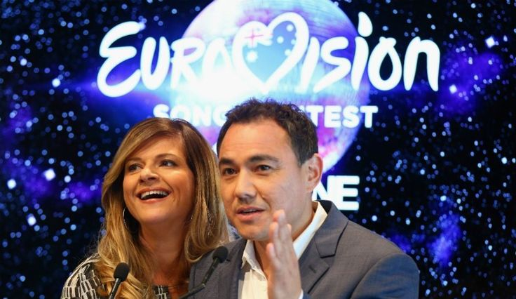 'Eurovision 2017' On SBS: Julia Zemiro And Sam Pang Out, Could Adam Liaw Be In?