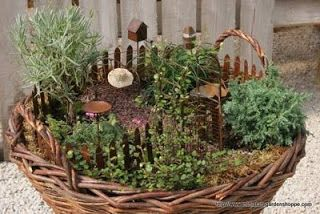 Manó kert lépésről lépésre. Mini Garden.
