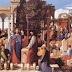 Bodas de Caná (final) | Amós Boiadeiro      Um segundo aspecto a considerar é a finalidade da água que estava guardada naqueles enormes potes. Era água para cerimônia de purificação, para uma limpeza exterior, para eliminação de qualquer tipo de contaminação. Uma água que separava os judeus dos não judeus, os puros dos impuros, os ungidos dos não ungidos. Estabeleciam desta forma o relacionamento com um Deus que exigia altíssimos graus de pureza e infinita distância do profano.