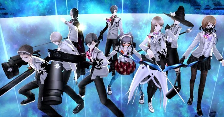 The Caligula Effect : Video Game Gets Anime Series.